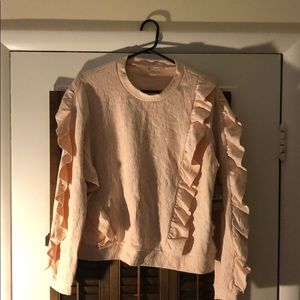 Brand new Rachel Roy size large light pink/peach